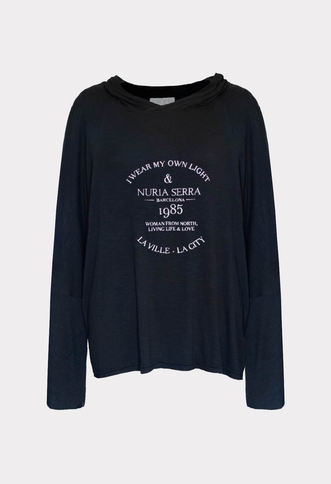 Sweater Black Manifesto