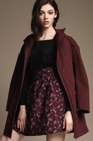 COMA SKIRT RUBY