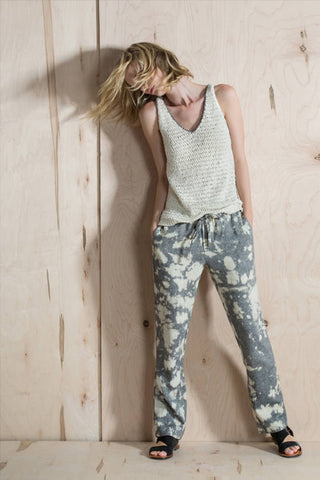 BLEACHOUT DRAWSTING PANT