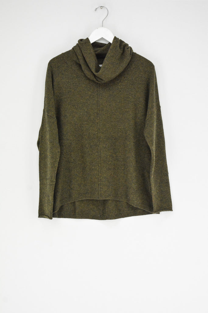 FIGUE SLOUCHY COWL POPOVER