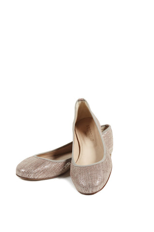 TAUPE PIA BALLET FLAT