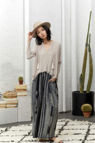 TESUJI WIDE PANTS