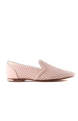 PERFORATED PINK LOAFER