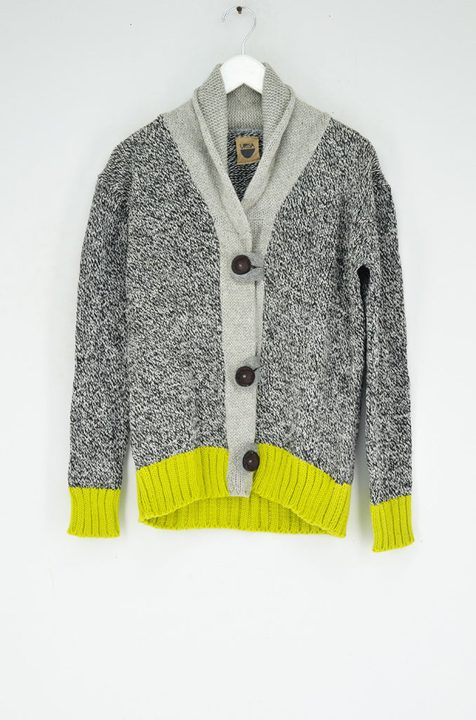 Button-Down Cardigan