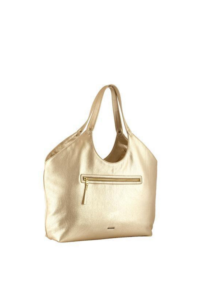 PLATINUM WELTERWEIGHT TRIANGLE TOP TOTE