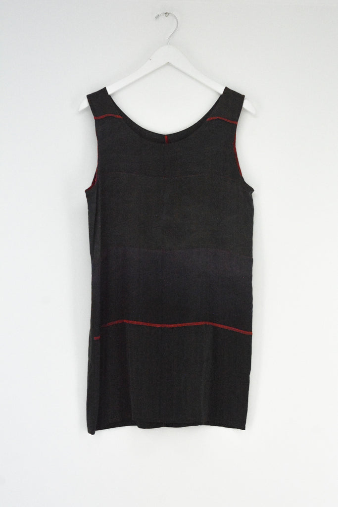 BORO SLEEVELESS DRESS NO.8