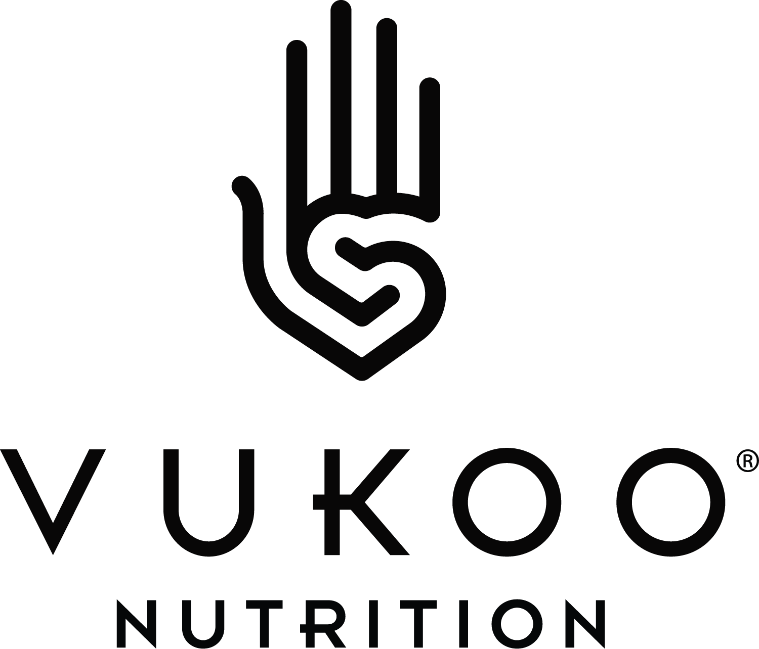 Vukoo Nutrition Logo refrigerated protein bars
