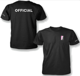 New WFTDA NSO/Official's T-Shirt