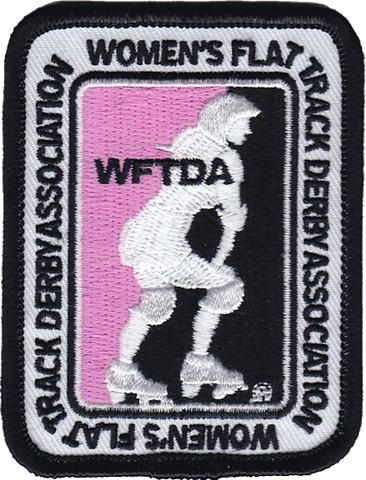 WFTDA Member Patch