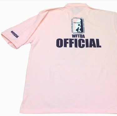Official WFTDA NSO Polo