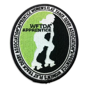 WFTDA Apprentice Patch