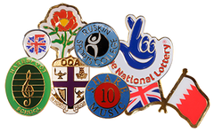 lapel pin badges