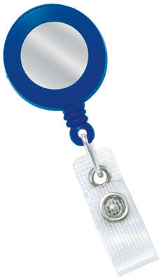 Badge Reel with Belt Clip - 5 Pack