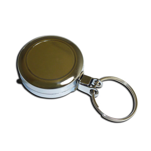 Metal Yo-Yo Badge Reel - 100 Pack