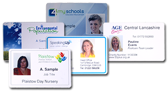 ID Cards  in many and varied designs for security and identity.