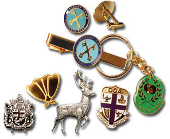 Non-standard Badges, Cufflinks, Keyrings & Tiepins