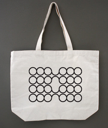Circled Links Tote