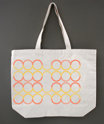 Circled Links Multi Tote