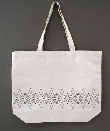 Diamond Truss Tote