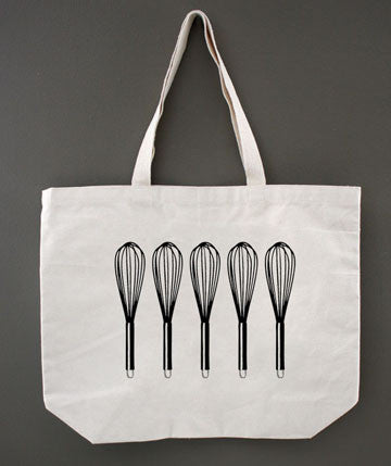 Whisks Tote
