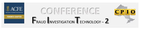 F.I.T. 2 (FRAUD - INVESTIGATION - TECHNOLOGY) - EXHIBITOR