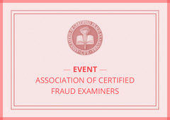 ASSESSING THE RISK OF FRAUD - January 30, 2018 - Dinner Meeting