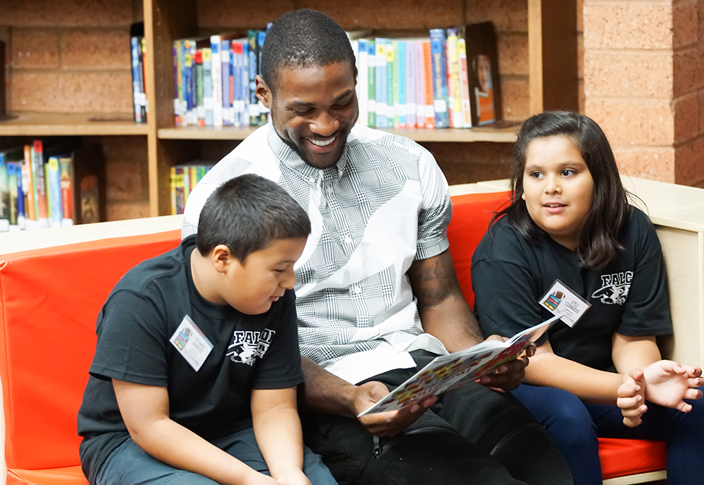 Patrick Peterson dominates on the field and in the community for the Arizona Cardinals | Patrick Peterson