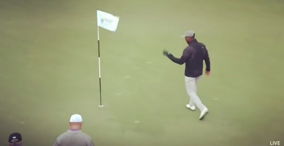 Patrick Peterson At the PGA Tour | Patrick Peterson