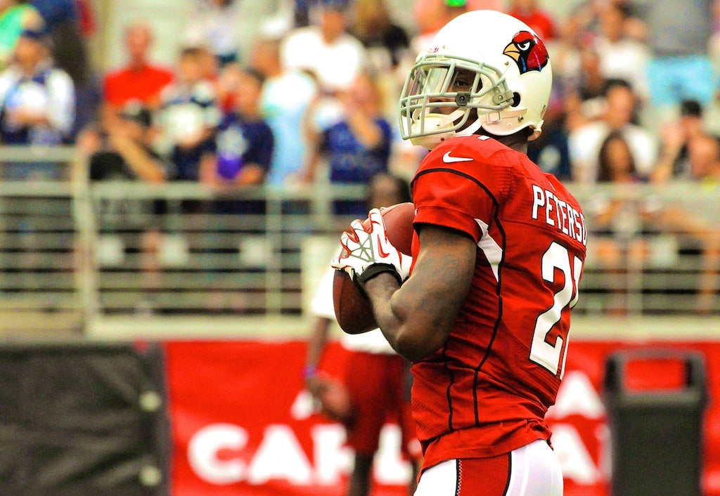 Patrick Peterson Makes Pro Bowl