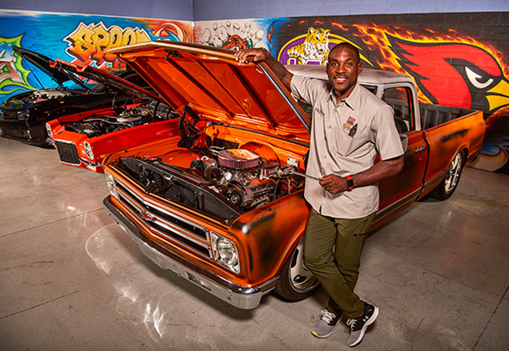 Under the Hood with Patrick Peterson | Patrick Peterson