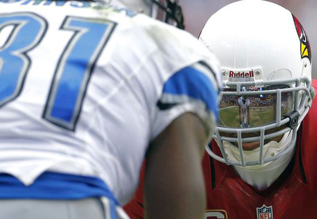 Patrick Peterson has great message for Calvin Johnson | Patrick Peterson