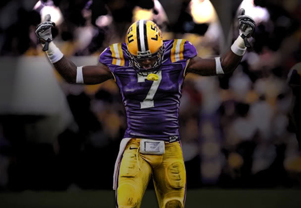 Patrick Peterson Received Named Facilities In LSU football Ops Building | Patrick Peterson