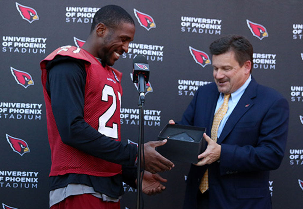 Patrick Peterson Named Cards' Man Of The Year | Patrick Peterson