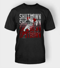 SHUTDOWN Tee | Patrick Peterson