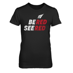 Women's BE Red | Patrick Peterson