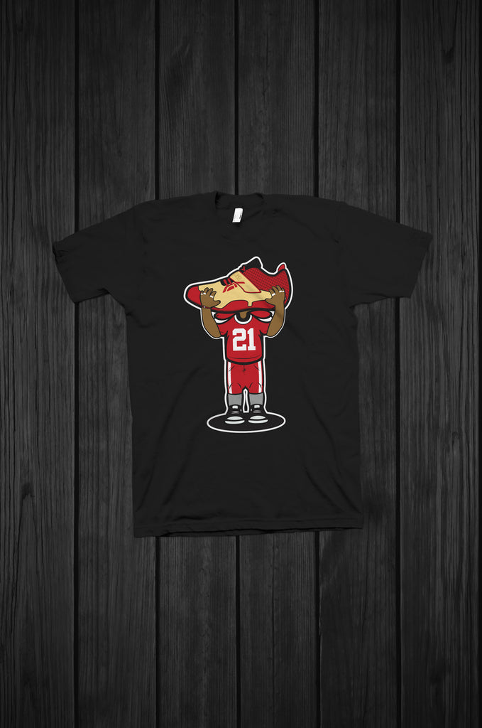 Cleat Head Tee | Patrick Peterson