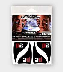 P2 Warrior EyeBlack | Patrick Peterson
