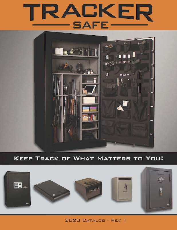 Tracker Safe 2020 catalog
