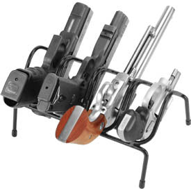 Lockdown-Handgun Rack - 4 Gun