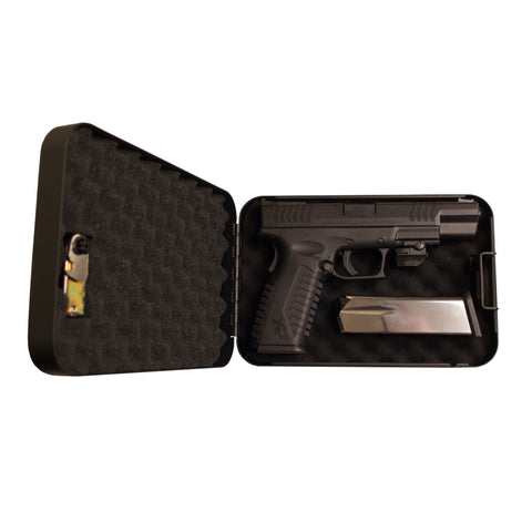 SPS-01 - Single Pistol Safe (with Combo Lock)