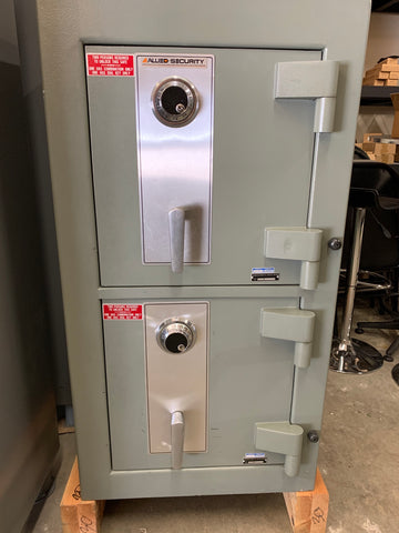 American Security TL-15 Double Door Commercial Safe (USED)