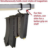 Gun Storage Solutions - Mag Minder - Magazine Storage