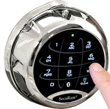 SecuRam - SafeLogic - EXTREME Redundant Lock Body & Keypad (SET: LOCK & KEYPAD)