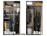 Gun Storage Solutions-Rifle Rod Starter Kit (10 Rods)