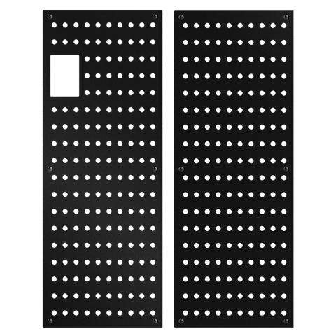 RS500i Two Piece Door Pegboard Set - RS-DB-A