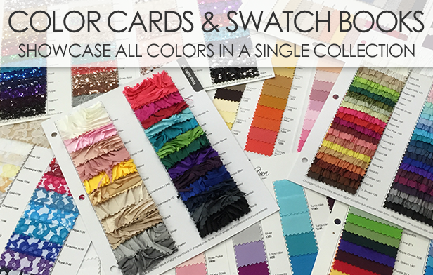 Swatch Books & Color Charts
