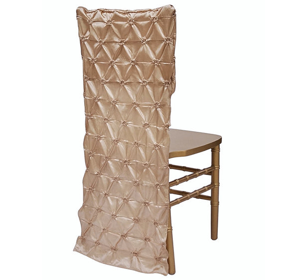 Belly Button Chair Back   Champagne