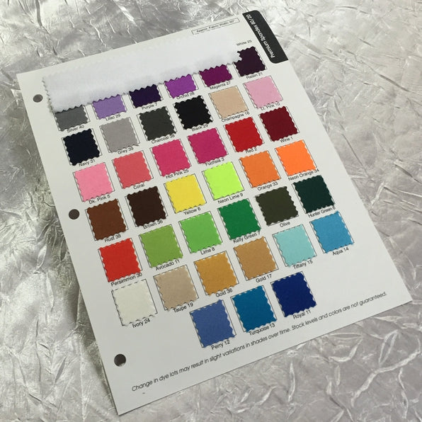 Spandex Premium 80 20 Color Card Urquid Linen