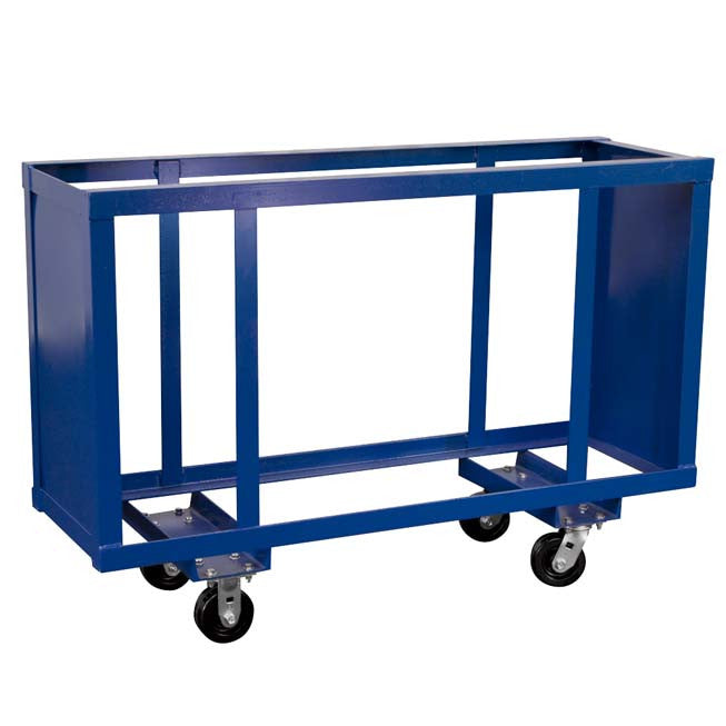 Crossbar Pipe Cart - 7ft