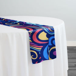 70's Funk (Poly Print) Table Runner